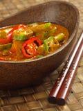currygrönsak Royaltyfria Bilder