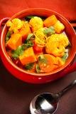 currygrönsak royaltyfria foton