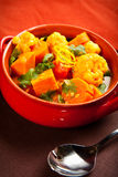 currygrönsak royaltyfri foto