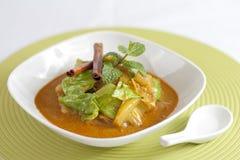 Currygrönsak Arkivbilder