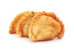 Currypuff Royaltyfri Foto