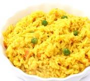 Curryreis stockbilder