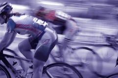 Curseurs de vélo Images libres de droits
