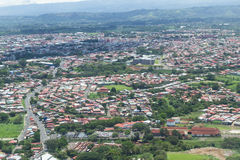 Curso Costa Rica Foto de Stock Royalty Free