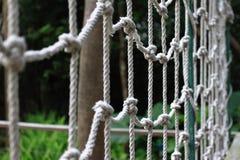 Curso da corda Imagem de Stock