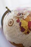Curso da lua de mel Fotos de Stock Royalty Free