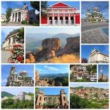 Curso de Bulgária Fotografia de Stock Royalty Free