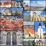 Curso de Eslováquia Imagem de Stock Royalty Free