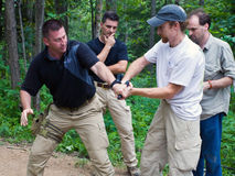 Curso de formação das armas de fogo Fotografia de Stock Royalty Free