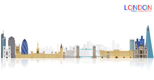 Curso de Londres fotos de stock