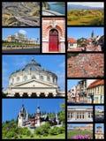 Curso de Romênia Imagem de Stock