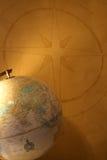 Curso do mundo Imagem de Stock Royalty Free