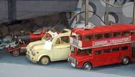 Curso do transporte do vintage dos anos passados Imagem de Stock Royalty Free