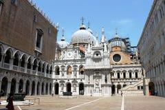 Curso do verão a Veneza imagem de stock royalty free