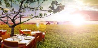 Curso e conceito do restaurante gastronomy imagem de stock royalty free