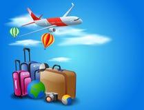 Curso e turismo Imagem de Stock