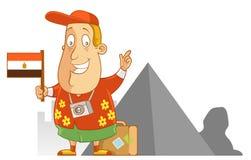 Curso a Egito Imagem de Stock Royalty Free