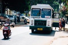 Curso em India Fotografia de Stock