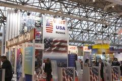 Curso internacional & turismo de 18 Moscovo Imagens de Stock