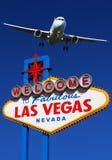 Curso Las Vegas Imagem de Stock