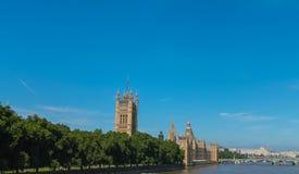 Curso a Londres Fotografia de Stock Royalty Free
