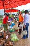 Curso no Lao Imagens de Stock