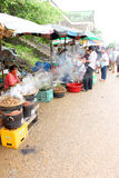 Curso no Lao Fotografia de Stock Royalty Free