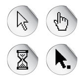 Cursor Stock Images