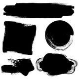 Cursos de Grunge Imagem de Stock