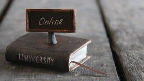 cursos en línea de la universidad almacen de metraje de vídeo