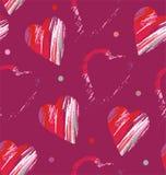 Cursos formados coração Imagem de Stock Royalty Free