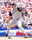 Curt Schilling, Arizona Diamondbacks Stock Photo