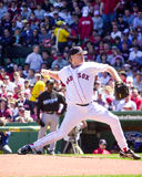 Curt Schilling Boston Red Sox Fotografia de Stock Royalty Free