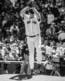 Curt Schilling, Boston Red Sox Royalty Free Stock Image