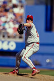 Curt Schilling Philadelphia Phillies Royalty Free Stock Photography