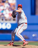 Curt Schilling, Philadelphia Phillies Royalty Free Stock Photo