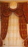 Curtainã02 Royaltyfria Foton