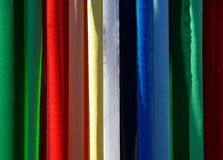 Curtain 02 Royalty Free Stock Images