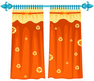 Free Curtain Royalty Free Stock Photos - 13377188