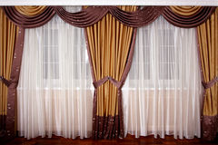 Curtain Stock Image