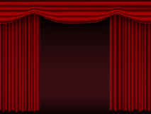 Curtain. Stock Images
