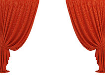 Curtain Royalty Free Stock Images