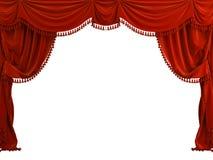 Free Curtain Royalty Free Stock Photo - 17018995