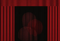 Curtain Stock Photography