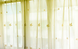 Curtain Stock Image
