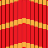 Curtain abstract seamless background. Illustration of curtain abstract seamless pattern royalty free illustration