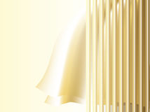Curtain_background Royalty Free Stock Image