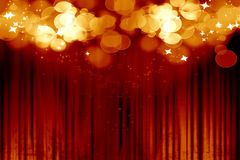 Curtain background Stock Images