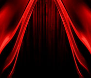 Curtain background Royalty Free Stock Photos