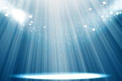 Curtain background Stock Image